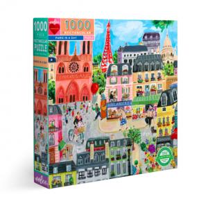 EPZTPD2 Puzzle eeBoo París de 1000 piezas