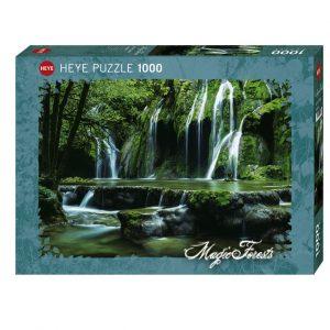 Puzzle Heye Cascada de 1000 piezas