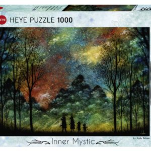 puzzle Heye Viaje Mágico Inner Mystic de 1000 piezas