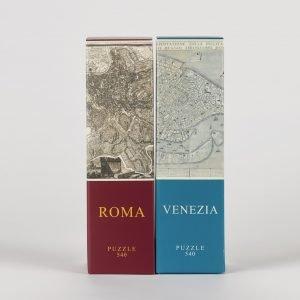 Puzzle Architoys Mapa de Venecia