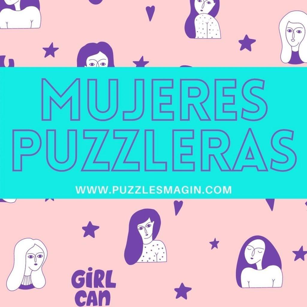 8 de Marzo: Mujeres que hacen puzzles