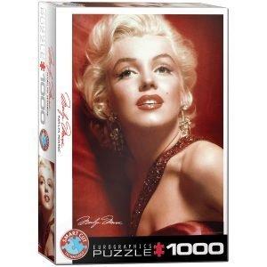 Puzzle Eurographics Marilyn Monroe de 1000 piezas