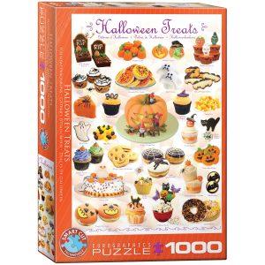Puzzle Eurographics Halloween de 1000 piezas