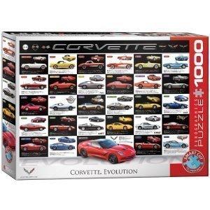 Puzzle Eurographics Corvette de 1000 piezas