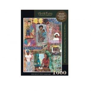 Puzzle Art & Fable Arte de Pacita Abad de 1000 piezas