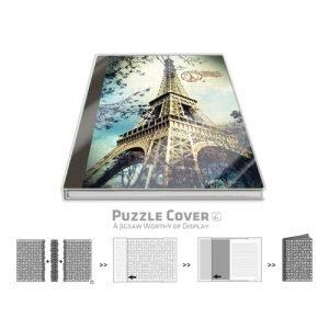Libreta puzzle Paris de Pintoo