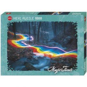 Puzzle Heye Rainbow Road de 1000 piezas