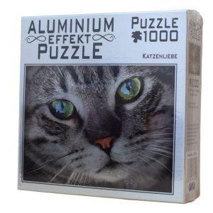 Puzzle Gato Aluminio M.I.C. de 1000 piezas