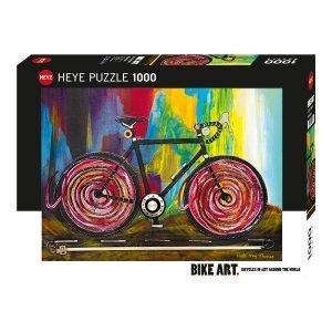 Puzzle Heye Bicicleta de 1000 piezas
