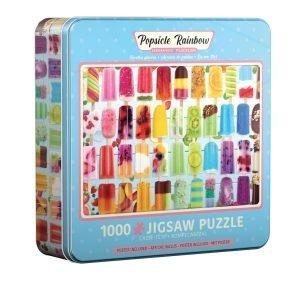 Puzzle Eurographics Helados Lata de 1000 piezas
