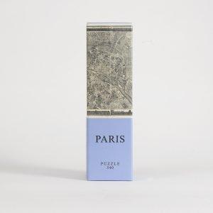 Puzzle Architoys Mapa de París de 540 piezas