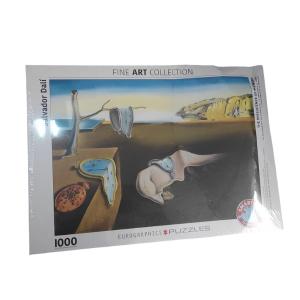 Puzzle Eurographics Segunda Mano Dalí 1000 piezas OUTLET