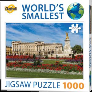 Puzzle Cheatwell Londres Buckingham Palace World's Smallest de 1000 piezas