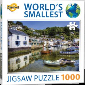 Puzzle Cheatwell Polperro World's Smallest de 1000 piezas