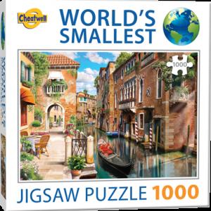 Puzzle Cheatwell Venecia World's Smallest de 1000 piezas
