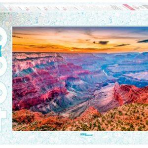 Puzzle Step Puzzle Gran Cañón Colorado USA de 4000 piezas